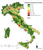 Cartina Italia Tematica.Carte Tematiche Italia Aiig