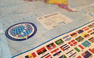Tovaglie geografiche