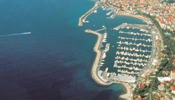 Sanremo: veduta aerea Sanremo: aerial view